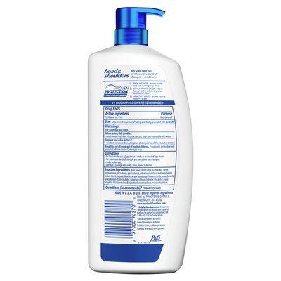 Head & Shoulders Head And Shoulders Dry Scalp Care 2-In-1 Anti-Dandruff Shampoo