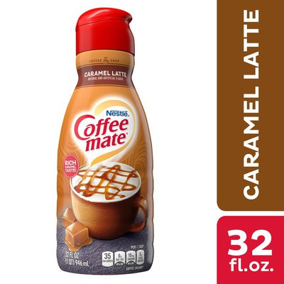 Coffee-mate Caramel Latte Coffee Creamer