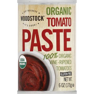 WOODSTOCK Tomato Paste, Organic