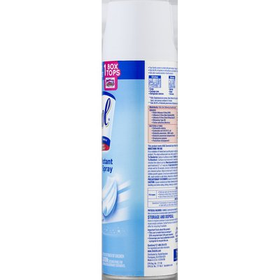 Lysol Disinfectant Spray Crisp Linen