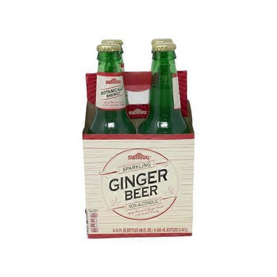 Summit Sparkling Non Alcoholic Ginger Beer