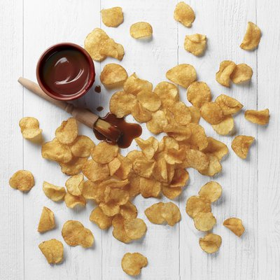 Cape Cod® Less Fat Sweet Mesquite Barbeque Kettle Cooked Potato Chips