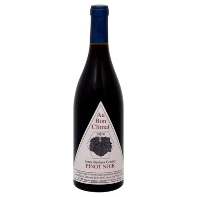 Au Bon Climat Pinot Noir, Santa Barbara County
