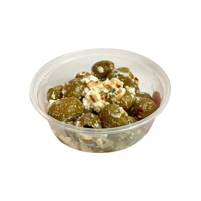 Lina's Flavours Feta Cheese & Spicy Olives