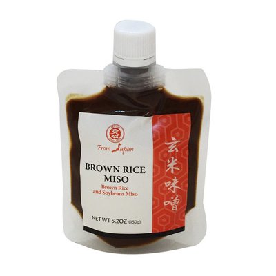 Muso Miso, Brown Rice