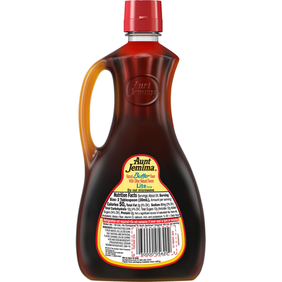 Pearl Milling Company Butter Lite Syrup