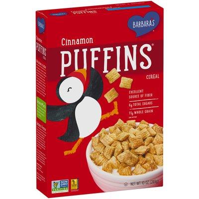 Barbara's Puffins Cinnamon