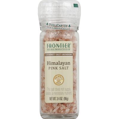 Frontier Salt, Himalayan Pink