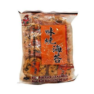 Bin Bin Spicy Seaweed Rice Cracker