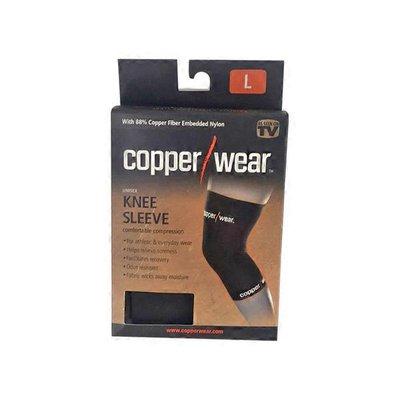 Copper Wear 3 Large Compression Knee Sleeve