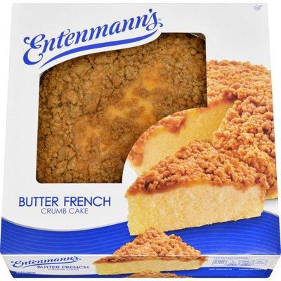 Entenmann's Butter French Crumb Cake