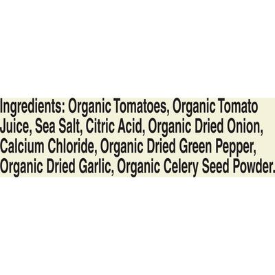 Muir Glen Tomatoes, Organic, Stewed