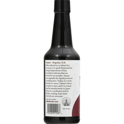 Eden Soy Sauce, Organic, Tamari