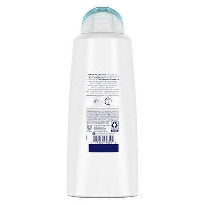Dove Shampoo Daily Moisture