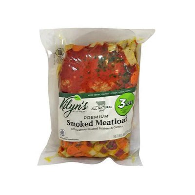 Kilyn's Kitchen Premium Smoked Meatloaf