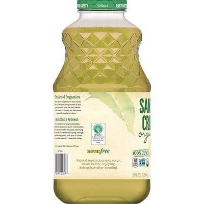 Santa Cruz Organic Juice
