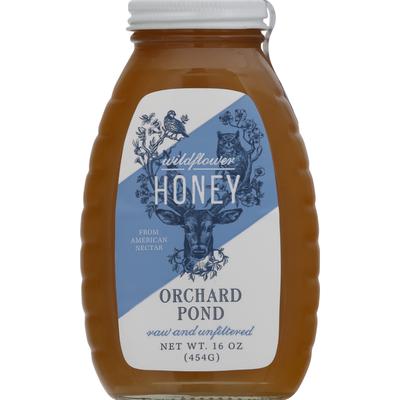 Orchard Pond Honey, Wildflower