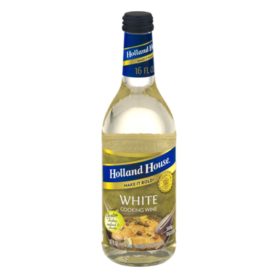 Holland House Cooking Wine, White