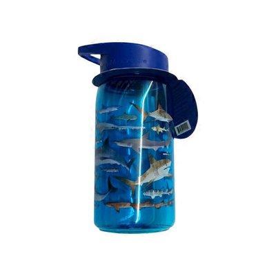 Crocodile Creek Sharks Tritan Drinking Bottle