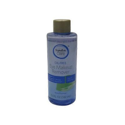 Signature Eye Makeup Remover, Oil-Free