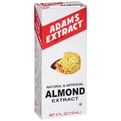 Adams Natural & Artificial Almond Extract