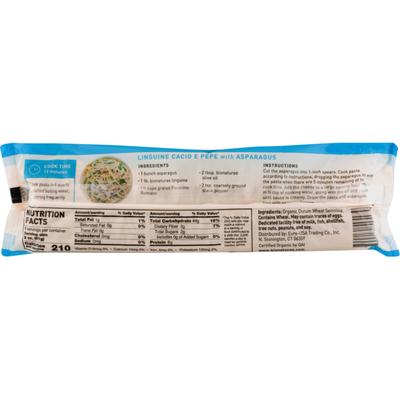 bionaturae 100% Organic Durum Semolina Linguine