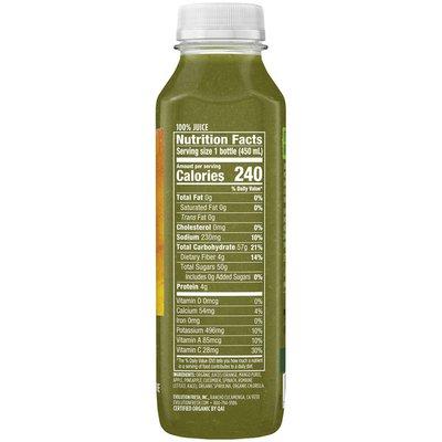 Evolution Fresh Organic Superfruit Greens Fruit & Vegetable Juice Smoothie
