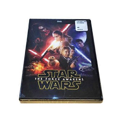 Ingram Entertainment Star Wars: Force Awakens Dvd