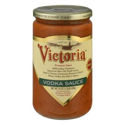 Victoria Vodka Sauce