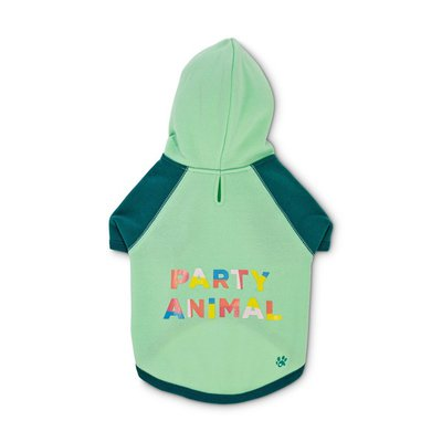 Oh Joy Extra Small Party Animal Pet Hoodie