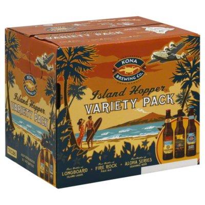 Kona Brewing Island Hopper Variety Pack Btl