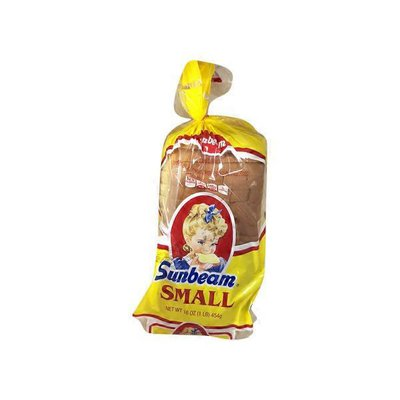 Sunbeam Small Enriched Bread