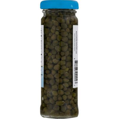 Mediterranean Organics Organic Wild Capers Non-Pareil