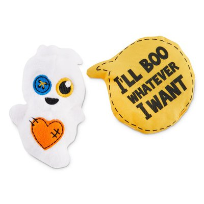 """4"""" Halloween Ghost Dog Toy Pack"""