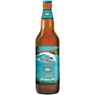 Kona Brewing Company Golden Ale Beer