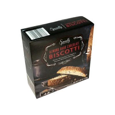Specially Selected Dark Chocolate Biscotti