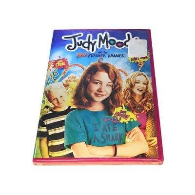 Judy Moody & The Not Bummer Summer DVD