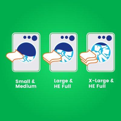 Gain Fabric Softener Dryer Sheets, Original