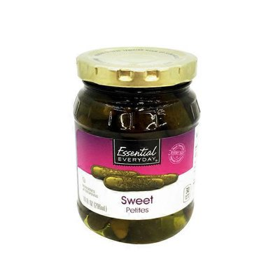 Essential Everyday Sweet Pickles
