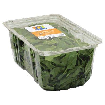 O Organics Baby Spinach