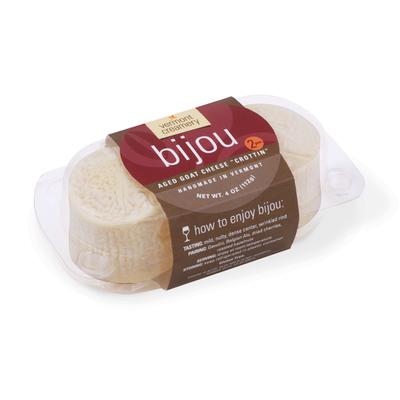 Vermont Creamery Bijou Aged Goat Cheese