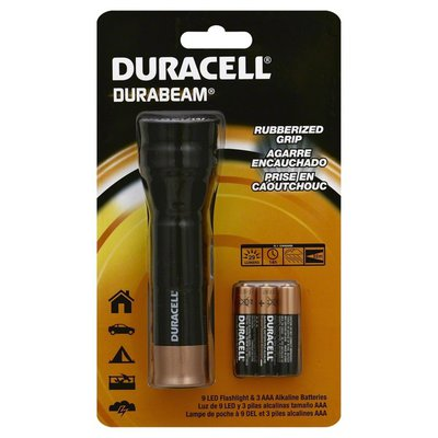 Duracell Flashlight, LED