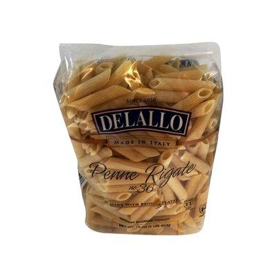 DeLallo Penne Rigate, No. 36 Cut