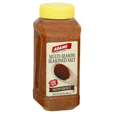 Adams Multi-Season, Seasoned Salt, Saver Size