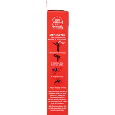 Mueller Wrist Stabilizer, Adjustable, Maximum, Large/Extra Large