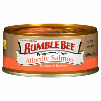 Bumble Bee Skinless & Boneless Atlantic Salmon