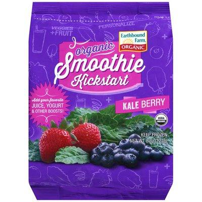 Earthbound Farms Organic Kale Berry Smoothie Kickstart