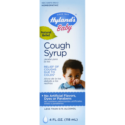 Hyland's Cough Syrup