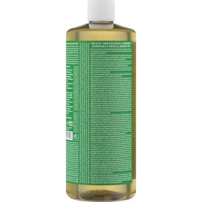 Dr. Bronner's Dr. Bronner's 18-In-1 Hemp Almond Pure-Castile Soap