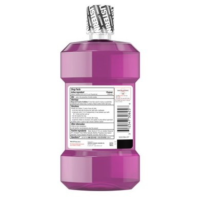 Listerine Total Care Anticavity Mouthwash, Fresh Mint